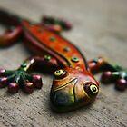 Gordan Gecko by Cydell