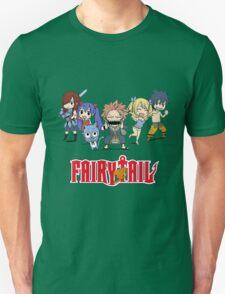 Fairy Tail Chibi T-Shirt