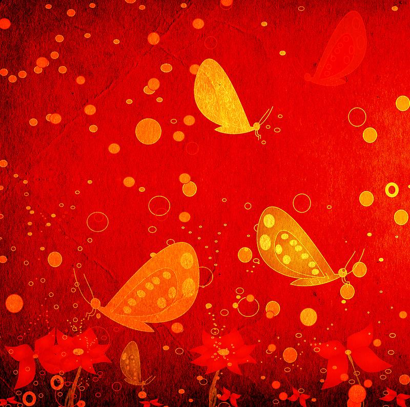 Butterfly Grunge by krddesigns