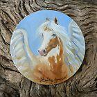 Painted Pegasus by louisegreen