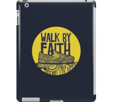 Walk by Faith Zenart iPad Case/Skin
