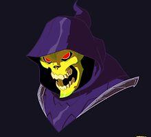 Skeletor by santalux