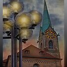 Fraumünster. Light and spirit. by egold