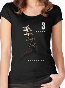 Organ Mechanica 3 Women's Fitted Scoop T-Shirt