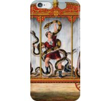 Vintage Snake Charmer iPhone Case/Skin