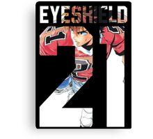 Eyeshield 21 Sena 3 Canvas Print