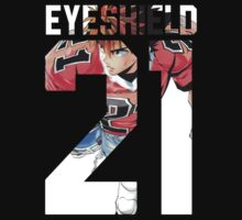 Eyeshield 21 Sena 3 by Dandyguy