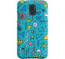 Busy Day Samsung Galaxy Case/Skin