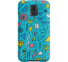 Busy Day Samsung Galaxy Case/Skin