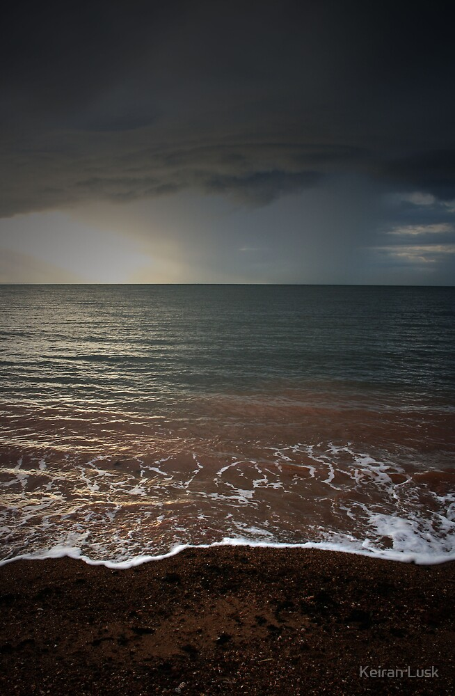 Stormy Tuesday morning... by Keiran Lusk