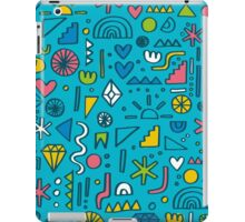 Busy Day iPad Case/Skin