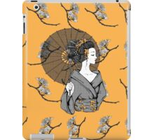 Vecta Geisha iPad Case/Skin