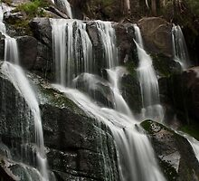 Toorongo Falls 1 by DavidsArt