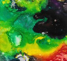 Galaxy Pattern by RebeccaCox