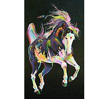 Pony Power I Photographic Print