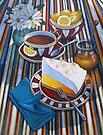 Lemon Meringue by Shani Sohn
