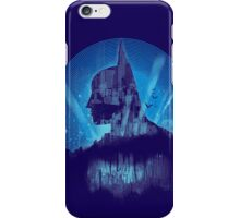 City Knight - blue version iPhone Case/Skin