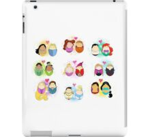Couples of Disney iPad Case/Skin