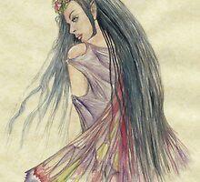 Enchantress by morgansartworld