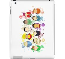 Gentlemen of Disney iPad Case/Skin