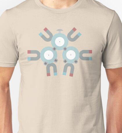 Three Little Magnets Unisex T-Shirt