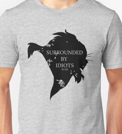 House Scar Unisex T-Shirt
