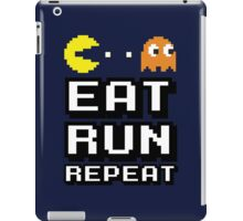 Eat, Run, Repeat iPad Case/Skin