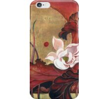 """""""Moonlight Lullaby"""" from the series """"In the Lotus Land"""" iPhone Case/Skin"""
