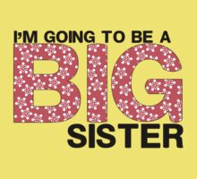 Big Sister Baby Tee