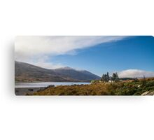 Lakeside View, Ring of Kerry, Ireland Canvas Print