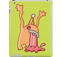 Party Barfzilla iPad Case/Skin