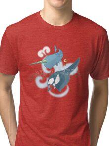 The Naughty Inuit Boy! Tri-blend T-Shirt
