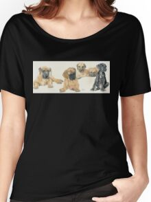 Great Dane Puppies Women's Relaxed Fit T-Shirt