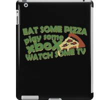 Eat Some Pizza iPad Case/Skin
