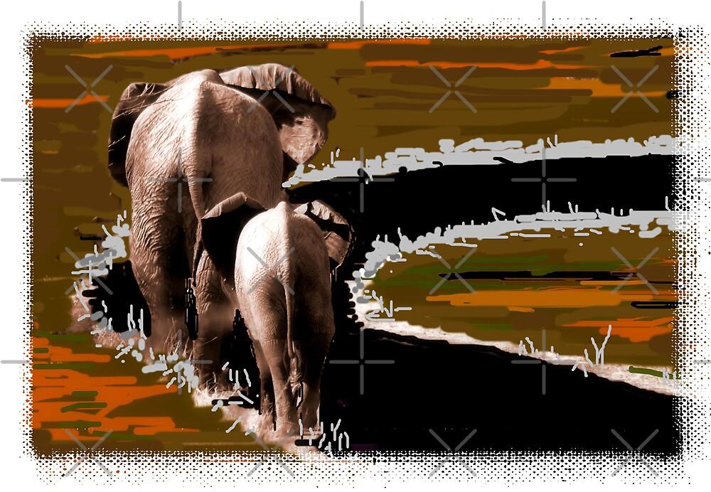 THE WALK by Magriet Meintjes