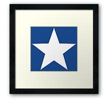 The Star Framed Print