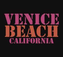 Venice Beach California by anabellstar