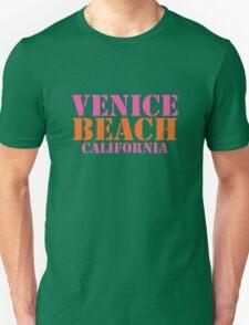 Venice Beach California Unisex T-Shirt