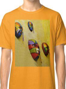 Hacienda Masks In Santiago Panama Classic T-Shirt