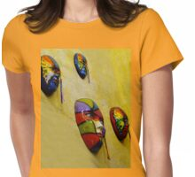 Hacienda Masks In Santiago Panama Womens Fitted T-Shirt