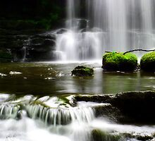 Scalber Force, Settle, Yorkshire Dales by James Green Studio