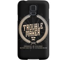 Trouble Maker Samsung Galaxy Case/Skin