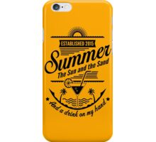 Summer Fun iPhone Case/Skin