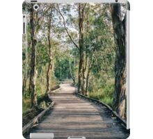 Wetlands Boardwalk iPad Case/Skin