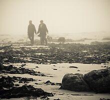 Fog rolls in by Tim Cowley