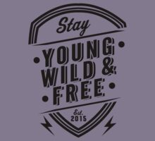 Young Wild Free Kids Clothes