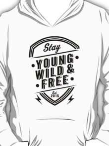 Young Wild Free T-Shirt