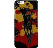 Iron Man Colour Splash iPhone Case/Skin