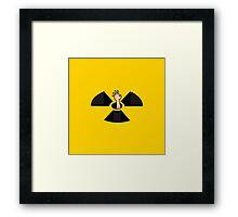Nuke Framed Print