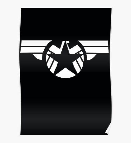 Geek Fusion : Captain SHIELD Poster